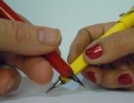 Crosssed Pens