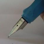 blue pen 120