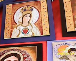 a religious plaques