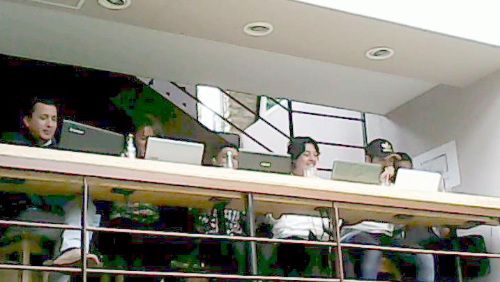 Juan Valdez Origenes 2nd floor