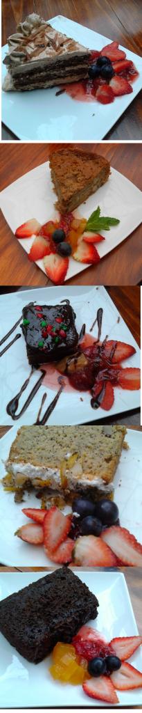 cafe Luna Cakes