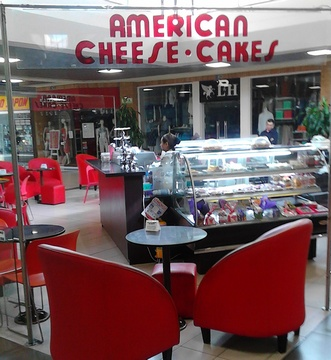 American Cheese Cakes 360