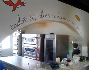 WASSA exhibition kitchen