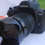 Fujifilm X-S1 camera